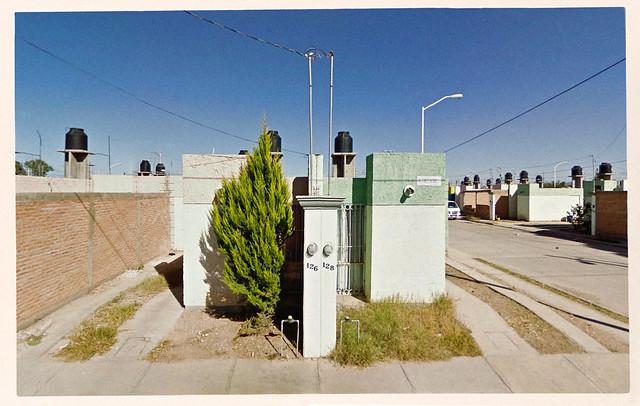 Durango, Mexico - Google Maps Redux