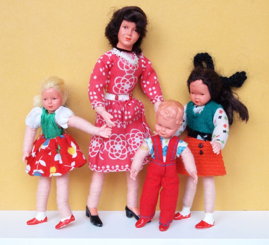 "interesting flickr photos tagged ""doll's   picssr, Badezimmer ideen"