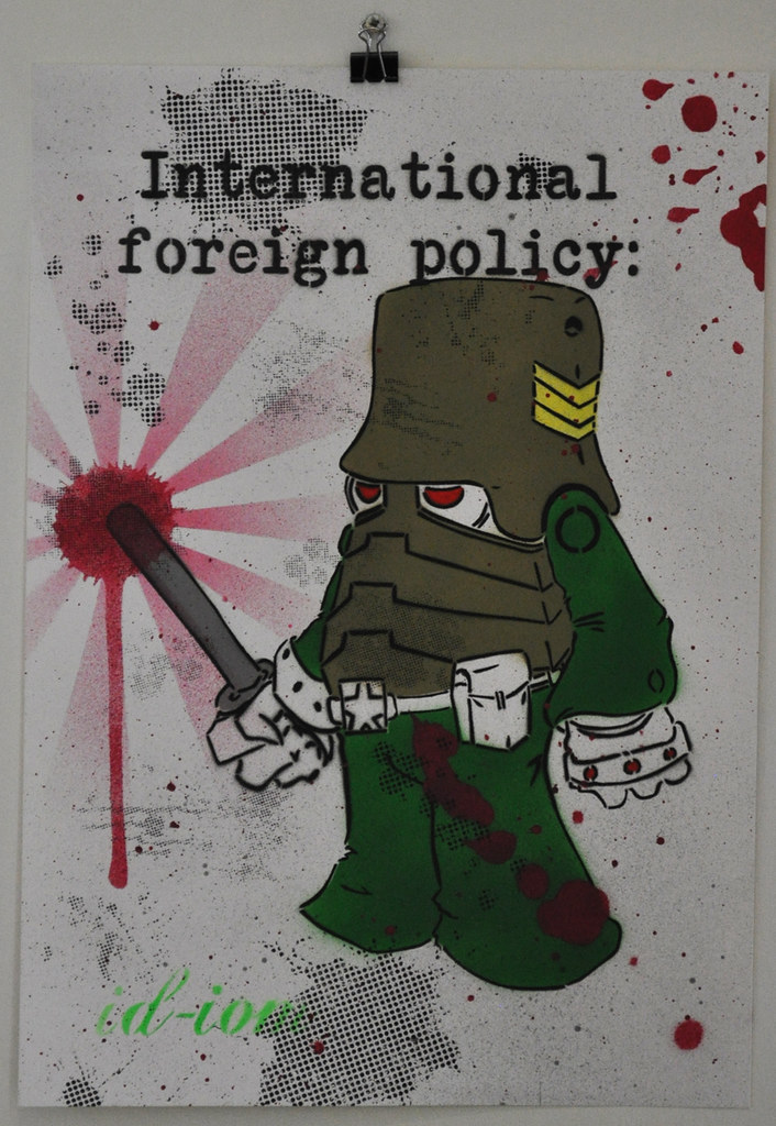 International Police State