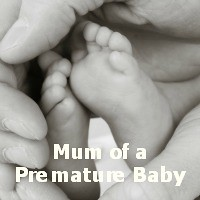 Mum of a Premature Baby