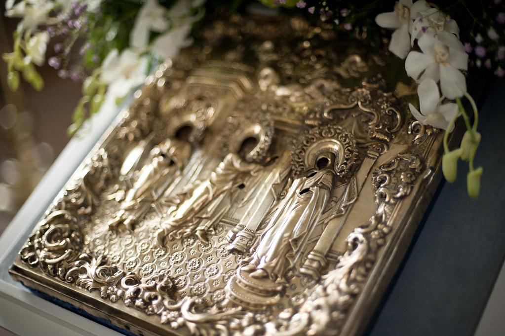 6 апреля 2013, Всенощное бдение накануне Благовещения и недели Крестопоклонной