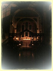 St George's for Compline.