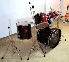 string instrument(0.0), drummer(0.0), timbale(0.0), hand drum(0.0), timbales(0.0), tom-tom drum(1.0), percussion(1.0), bass drum(1.0), drums(1.0), drum(1.0), skin-head percussion instrument(1.0),