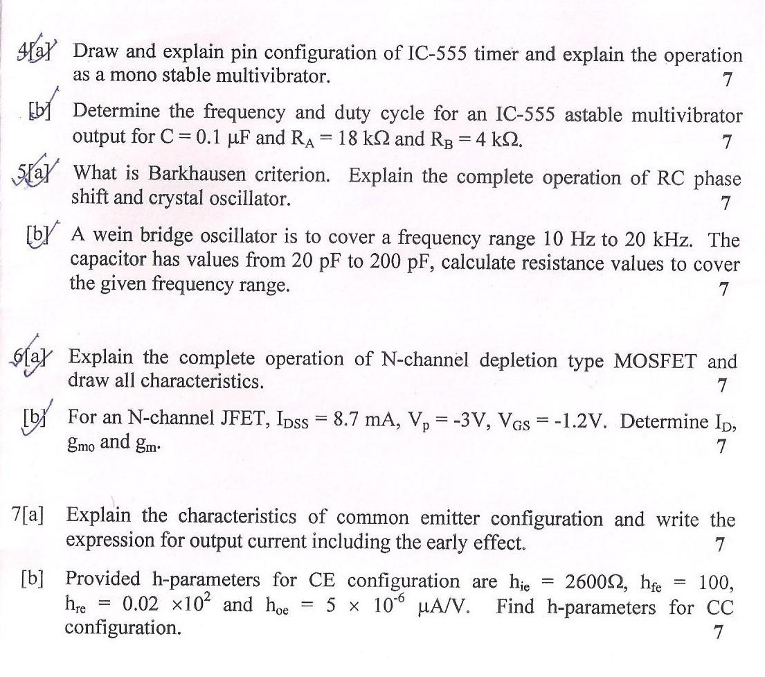 DTU Question Papers 2010 – 3 Semester - End Sem - SW-202