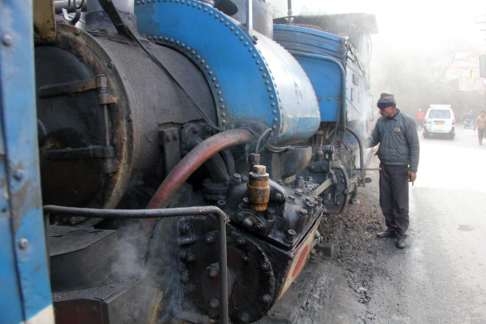 Darjeeling Himalayan Railroad