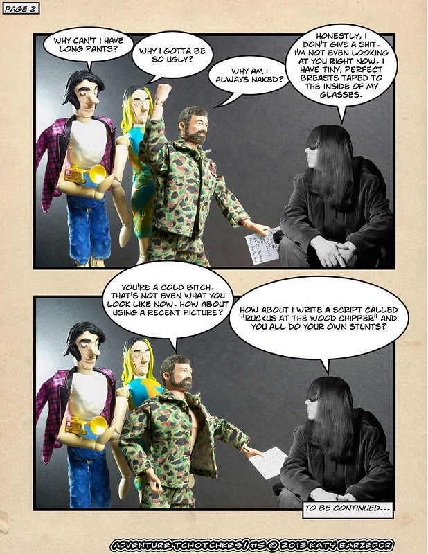 Adventure Tchotchkes! #5 - page 2
