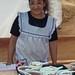 Serviendo la comida en una fiesta de 15 años en San Pedro y San Pablo Ayutla, Región Mixes, Oaxaca, Mexico por Lon&Queta