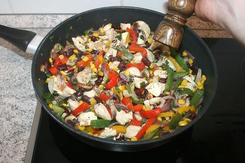 39 - Gemüse würzen / Season vegetables