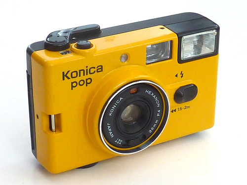 Konica Pop by pho-Tony