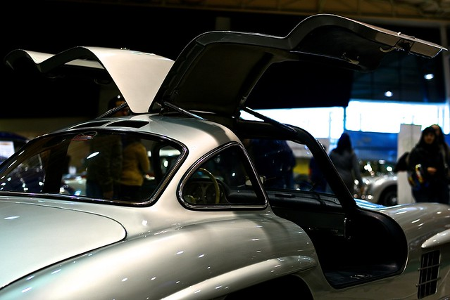 Photo:Mercedes Benz 300 SL Gullwing By pedrosimoes7
