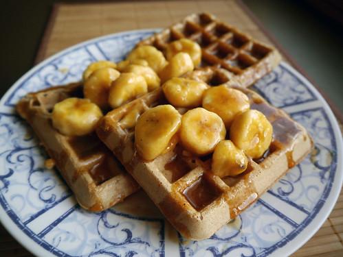 2013-04-13 - BGV Bananaa Foster Waffles - 0009