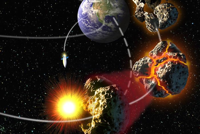 earth killer asteroid - photo #20