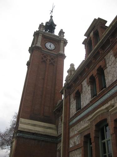Casa del Reloj. Matadero Madrid