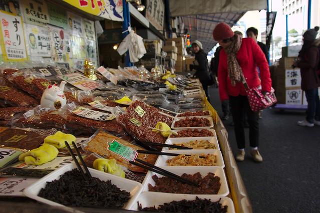 0219 - Tsukiji el Mercado de Pescado