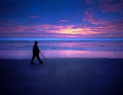 sunset 120 film beach analog mediumformat bronica overthetop ktel etrsi portra160 jokethatnobodygets