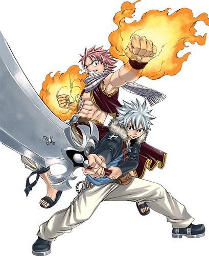 130418(3) – 『魔導少年×聖石小子』奇蹟共演登上動畫版!《FAIRY TAIL》最新OVA將在8/16發售! 1