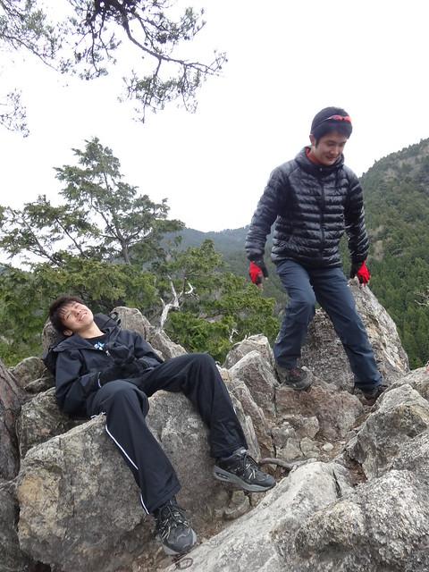雪彦山(2013.4 (174)