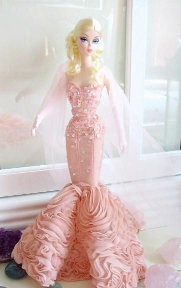 BFMC Mermaid Gown 2013