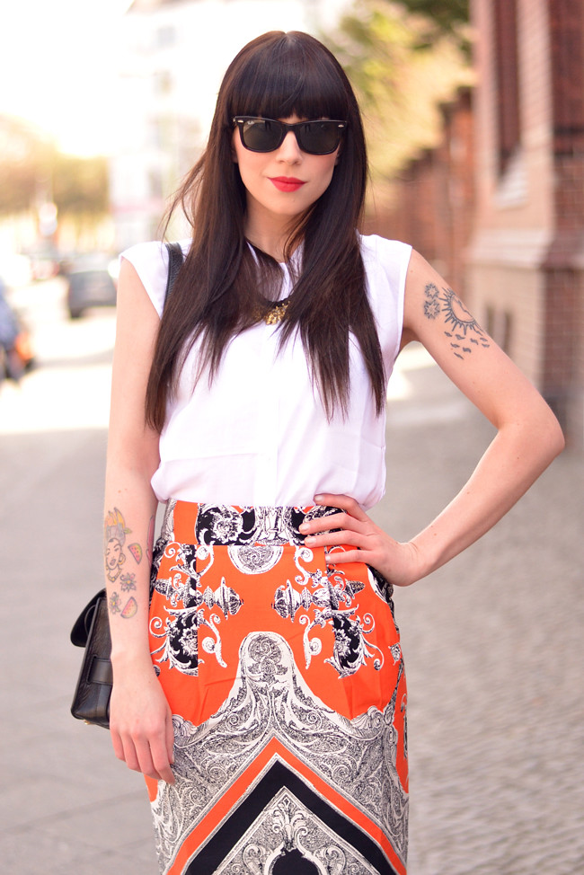 Asos outfit blogger CATS & DOGS 7