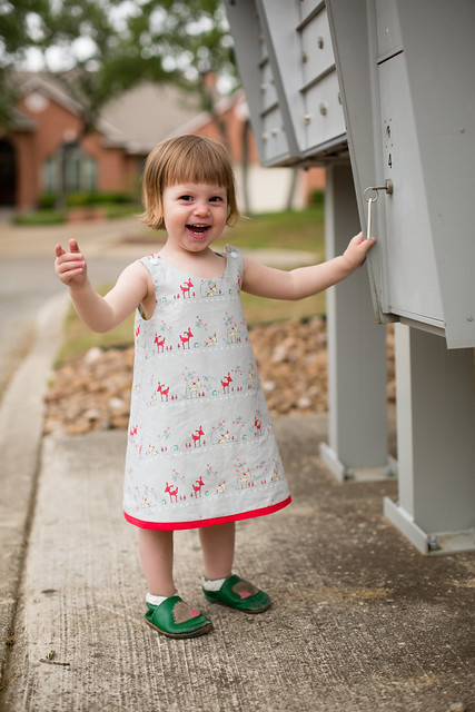 serena baby (toddler) dress