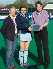 Investec Women's Hockey League; Semi Final II Canterbury v Reading