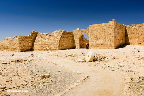 Israel - Negev Desert - Avdat 03