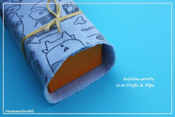 Felpa wrapping