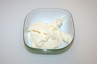 05 - Zutat Frischkäse / Ingredient cream cheese