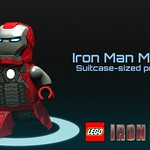 LEGO Iron Man 3 - Mark V
