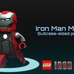 LEGO Iron Man 3 - Mark V