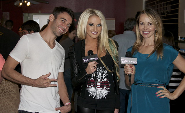 Henry Flury, Heidi Shepherd, Butcher Babies, Christina Martin, Grand Opening , Revolver Electronic Cigarettes