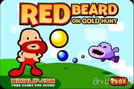 Czerwona bródka