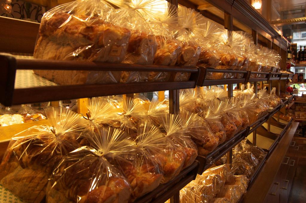 K-01 克莉蒙汀麵包生活館