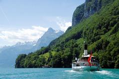 Tell Pass– cestování centrálním Švýcarskem