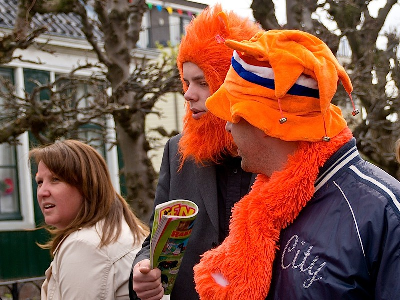 Queen's Day (30 April)