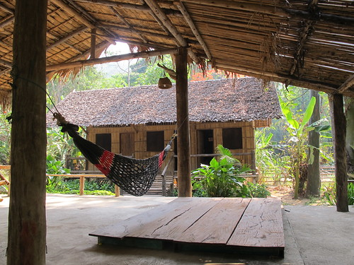 Thaialnd Elephant Camp Accommodation