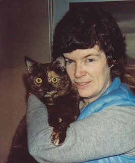 Suzy and Mum, Sept(?) 1982