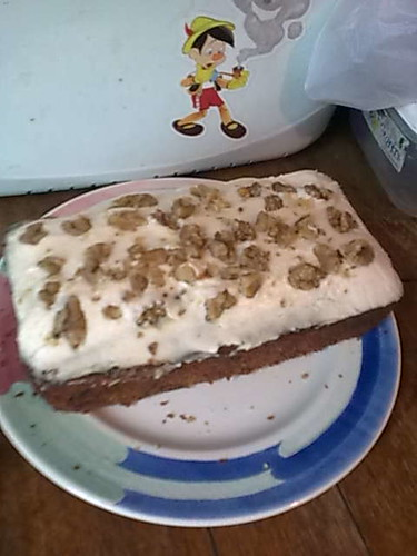 carrot mutha cake