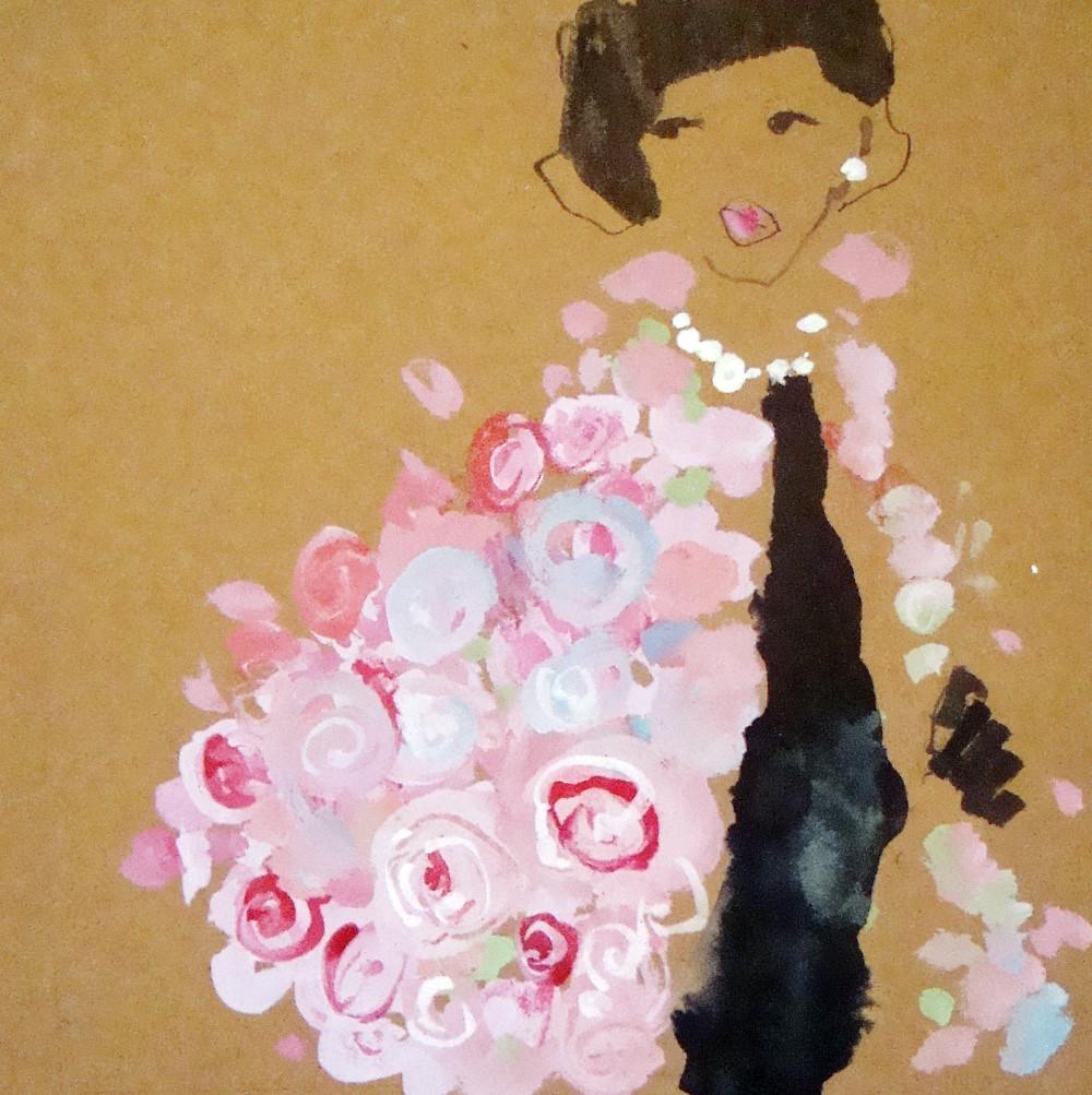 flowershawl