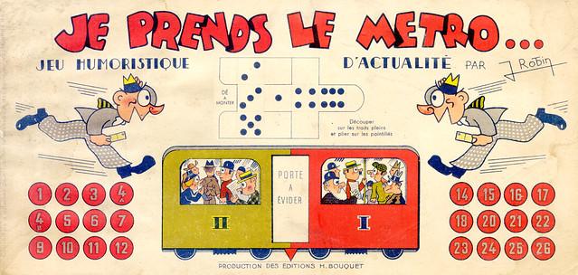 jeu metro 1