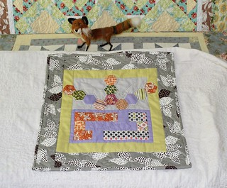 DS Doll Quilt 4 for....