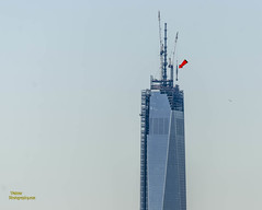 1 World Trade Center Get Final Pieces Of Spire