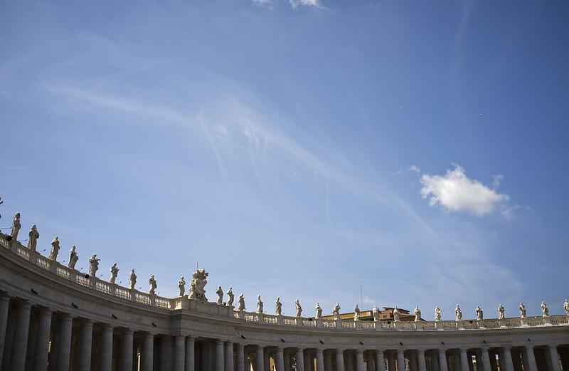 No pope