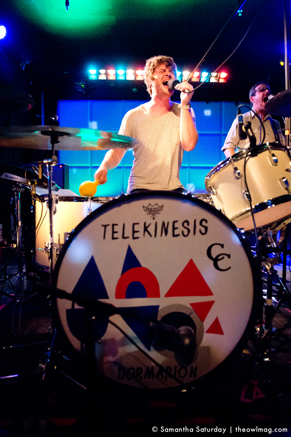 Telekinesis @ The Echo, Los Angeles 04:25:2013 09