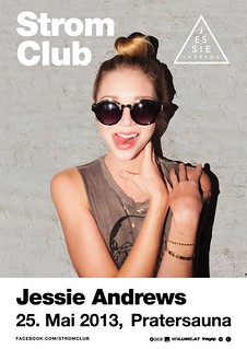 Strom.Club with Jessie Andrews
