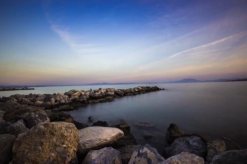 Βόλος, ακτή Αναύρου. by Dimitris Amountzas