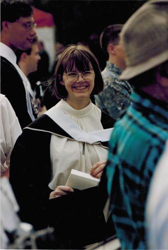 graduation, 1995