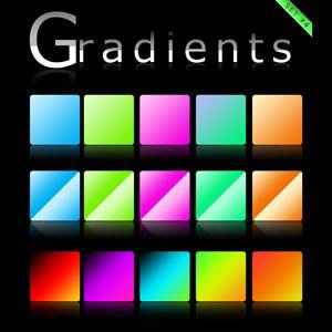 gradients-set-4-by-Roamn