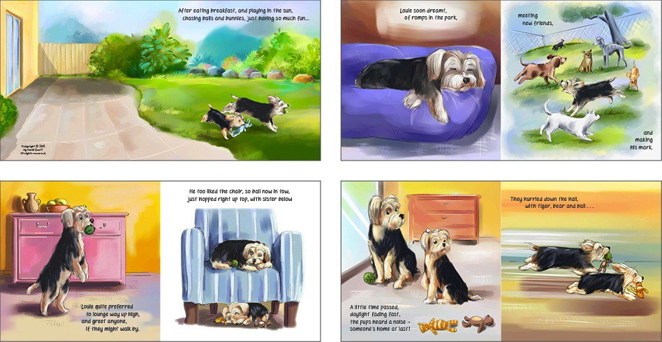 """Books for Kids: """"Louie & Lilly's Nap Time"""" (Bedtime Story Kids Books) (Rhyming Children's Books"""