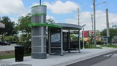 HART - MetroRapid Bus Stop